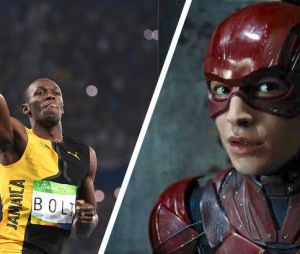 The Flash : Usain Bolt prêt à affronter Barry Allen au cinéma