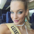 Natascha Bintz (The Game of Love) est Miss Luxembourg