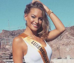 Natascha Bintz (The Game of Love) est Miss Luxembourg