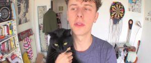 """Norman - Message touchant après la mort de son chat Sergi : """"J'ai pleuré comme une madeleine"""" 😪"""