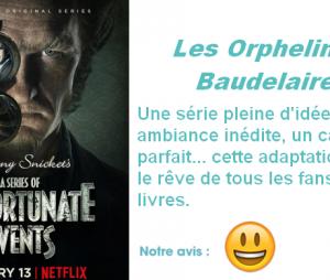 Orphelins Baudelaire : la série de Netflix
