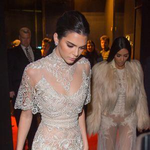 Kim Kardashian et Kendall Jenner au casting de Ocean's Eight