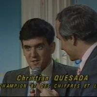 Christian (Les 12 coups de midi) déjà champion il y a 30 ans ! Découvrez-le à 22 ans dans un jeu TV