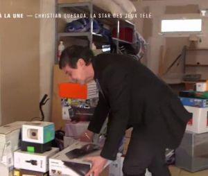 Christian Quesada (Les 12 coups de Midi) dévoile tous ses cadeaux et parle des demandes en mariage qu'il reçoit depuis sa participations au jeu de TF1