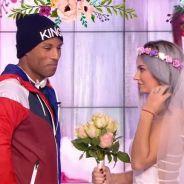 Eve (La Villa des Coeurs Brisés 2) et Florian : leur faux mariage organisé en direct dans Le Mad Mag