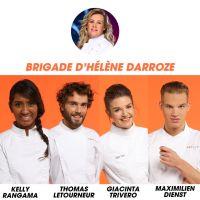 Top Chef 2017 : le récap des équipes de Philippe Etchebest, Hélène Darroze et Michel Sarran