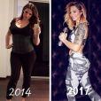 Emilie Nef Naf : sa photo avant/après sa perte de poids impressionnante