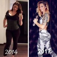 Emilie Nef Naf : la photo avant/après son étonnante perte de poids