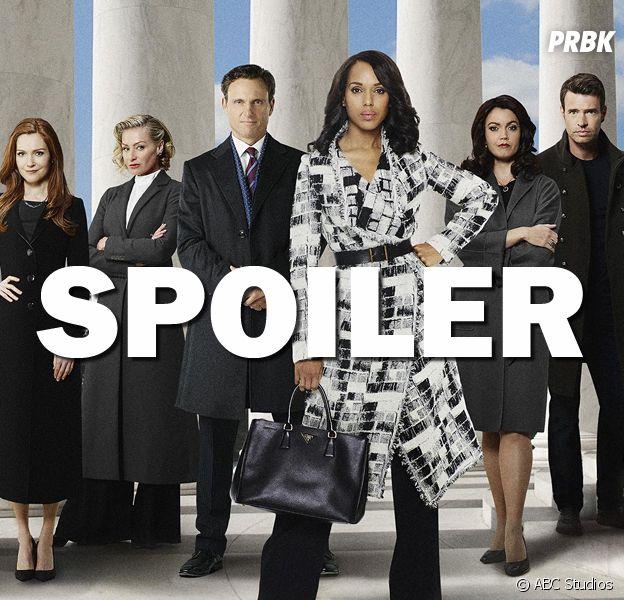 Scandal saison 6 : Olivia et Fitz bientôt réconciliés ?