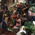 Grey's Anatomy : Ellen Pompeo et Camilla Luddington parodient la photo buzz de Beyoncé enceinte
