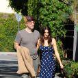 Emily Ratajkowski et son petit-ami Jeff Magid sont très discrets