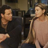 """Grey's Anatomy saison 13 : Alex et Meredith en couple ? """"Ce sont des choses qui arrivent"""""""