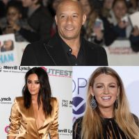 Vin Diesel, Blake Lively, Shay Mitchell, Bruno Mars... les vrais noms des stars