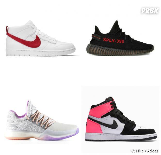 Nike, Adidas... Les sneakers de la semaine à shopper !