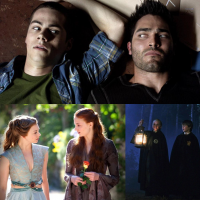 Teen Wolf, Game of Thrones, Harry Potter... :  14 couples improbables qui font fantasmer les fans