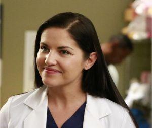 Grey's Anatomy saison 13 : Marika Dominczyk répond aux haters