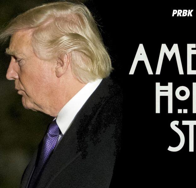 American Horror Story : la saison 7 centrée sur Donald Trump ?