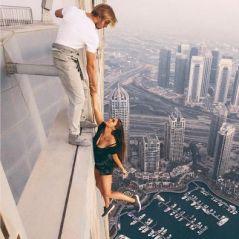 Pour une photo parfaite, elle met sa vie en danger et c'est aussi débile que flippant 😱