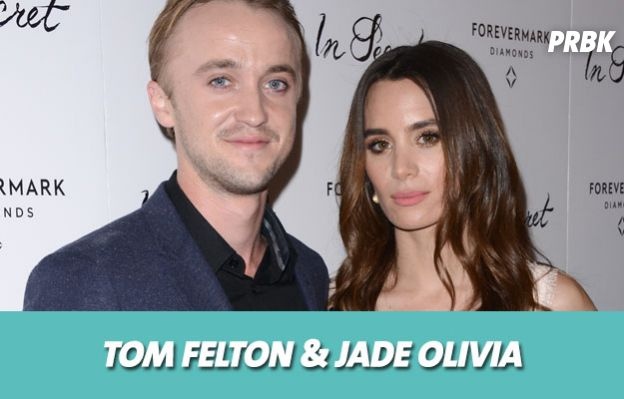 Harry Potter : Tom Felton et Jade Olivia sont en couple