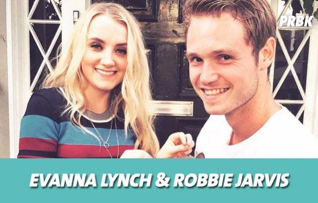 Harry Potter : Evanna Lynch et Robbie Jarvis ont été en couple