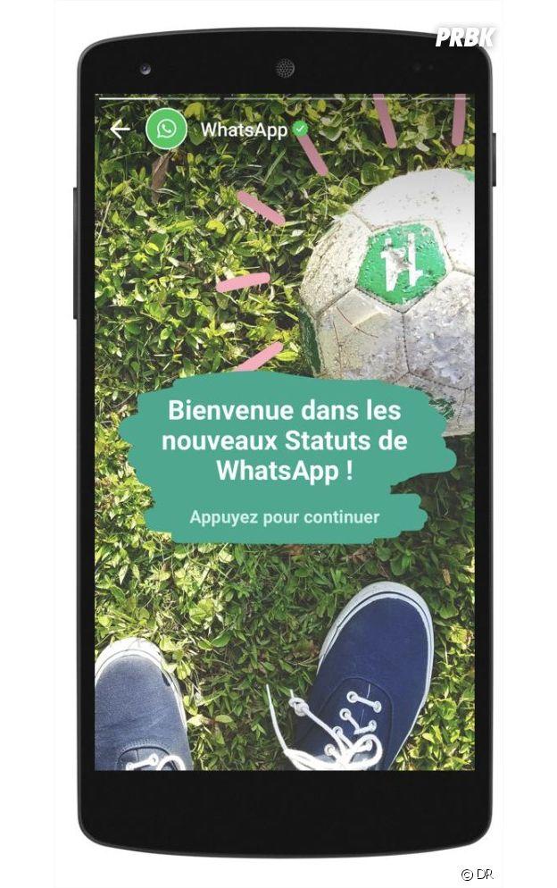 WhasApp : la nouvelle fonctionnalité inspirée de Snapchat