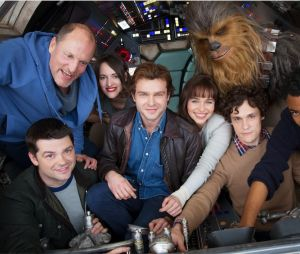 Han Solo : la première photo du casting du spin-off de Star Wars