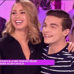 Julien Castaldi piégé par Anastasiya (The Game of Love) dans Le Mad Mag 😂