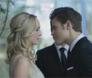 The Vampire Diaries saison 8 : la bande-annonce de l'épisode 15 avec le mariage de Stefan et Caroline