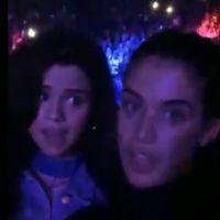 The Weeknd en concert à Paris : Selena Gomez présente pour soutenir son petit ami