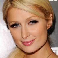 Paris Hilton ... fait une pub pour le mag français BE !