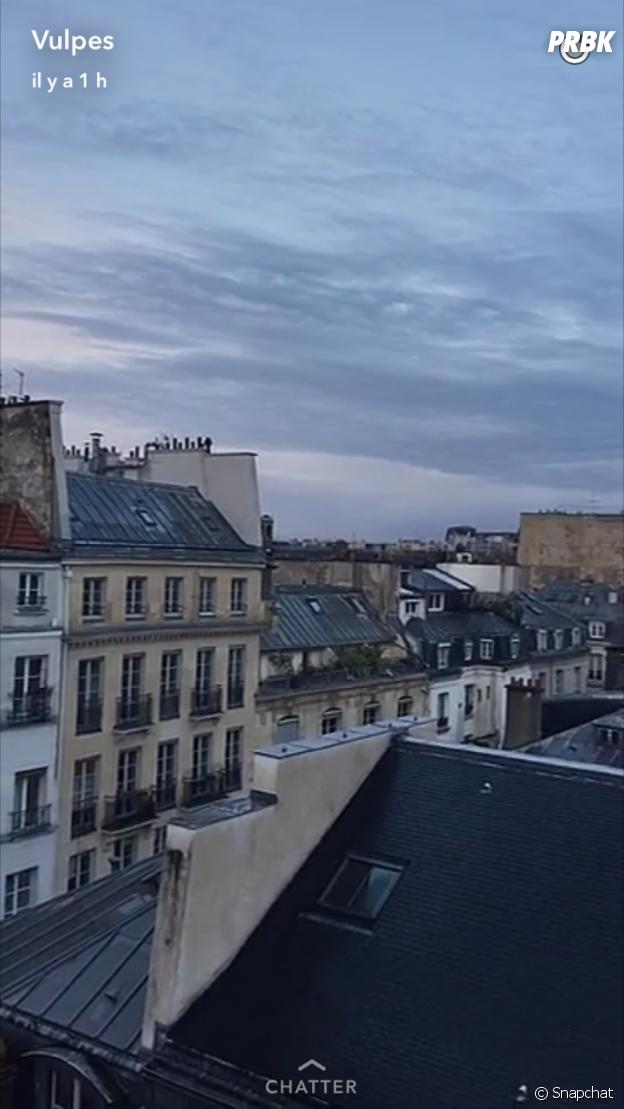 Luna Ginestet (Les Anges 9) de retour à Paris