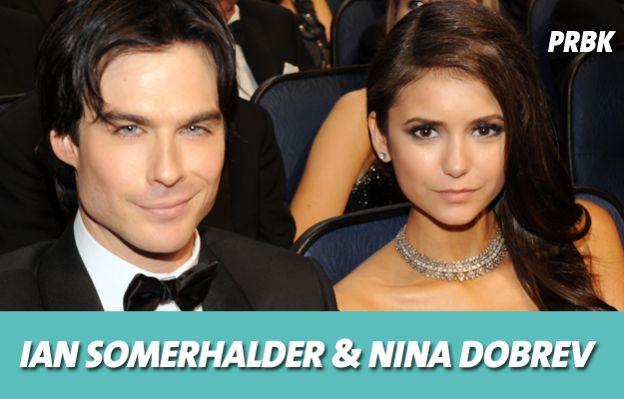 The Vampire Diaries : Ian Somerhalder et Nina Dobrev ont été en couple dans les coulisses de la série