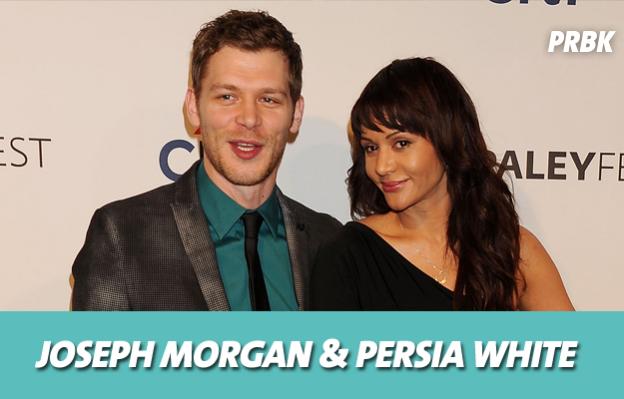 The Vampire Diaries : Joseph Morgan et Persia White ont été en couple dans les coulisses de la série