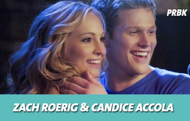 The Vampire Diaries : Zach Roerig et Candice Accola ont été en couple dans les coulisses de la série