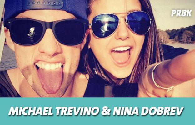 The Vampire Diaries : Michael Trevino et Nina Dobrev ont été en couple dans les coulisses de la série