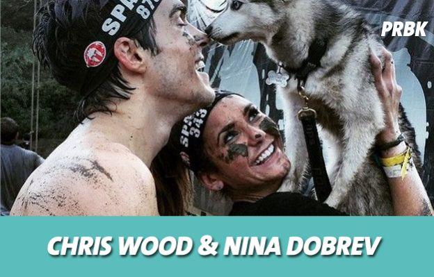 The Vampire Diaries : Chris Wood et Nina Dobrev ont été en couple dans les coulisses de la série