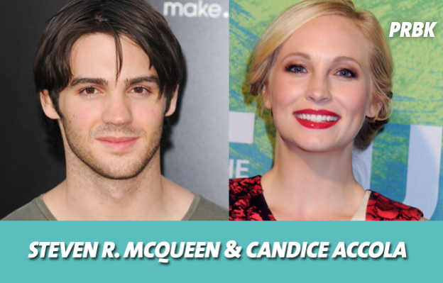 The Vampire Diaries : Steven R. McQueen et Candice Accola ont été en couple dans les coulisses de la série