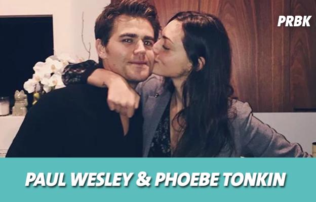 The Vampire Diaries : Paul Wesley et Phobe Tonkin ont été en couple dans les coulisses de la série