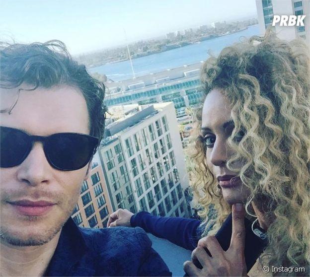 Jospeh Morgan et Persia White ont été en couple dans les coulisses de The Vampire Diaries