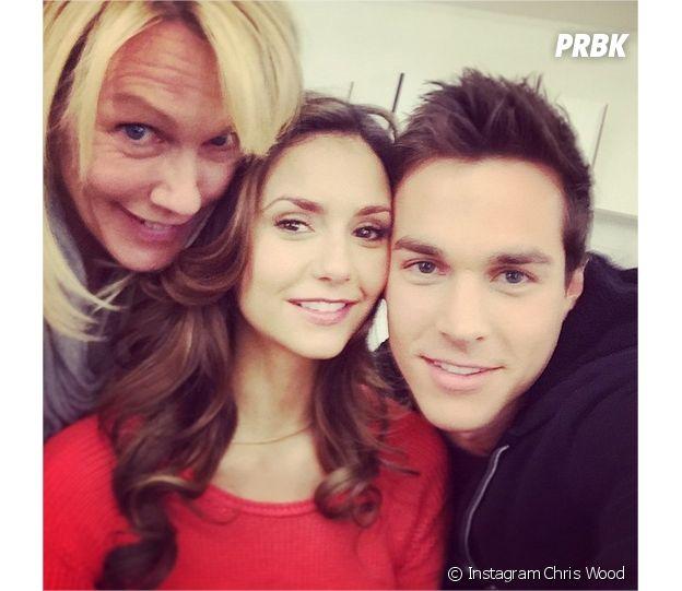 Chris Wood et Nina Dobrev de The Vampire Diaries en couple ?