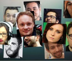 Cyprien et Squeezie lancent leur Web TV, Lestream avec Maxildan, Mikalo, Gotaga, Xari, Jiraya, CodJordan, Skyyart, Nems, Zankio, Manami, Zoulou et Trinity