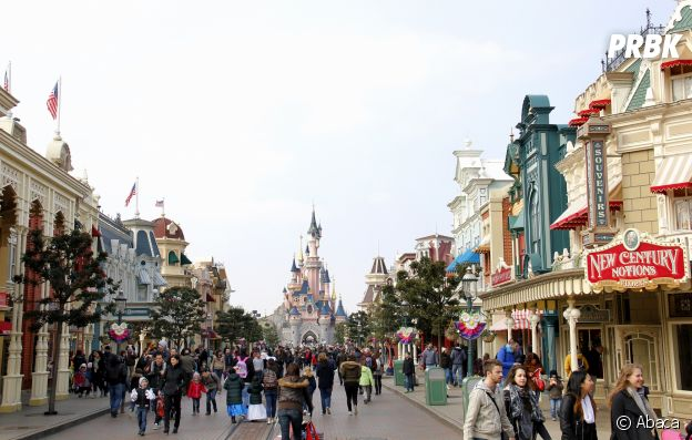L'avenue Main Street est inspirée de Chicago, ville où est né Walt Disney.