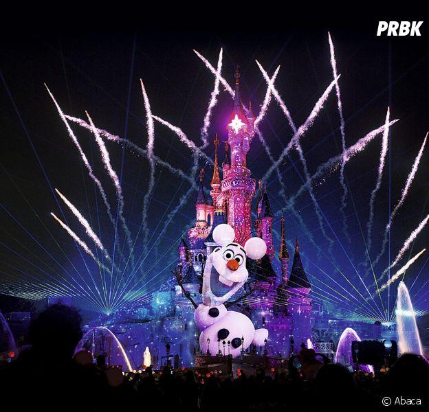 Disneyland Paris dévoile tous ses secrets !