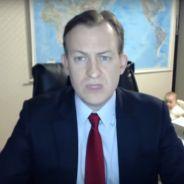 En pleine interview sur BBC, un expert très sérieux est victime du meilleur videobomb de l'année 😂