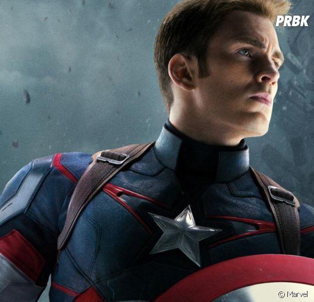 Avengers 3 et 4 : derniers films de Chris Evans en Captain America ?