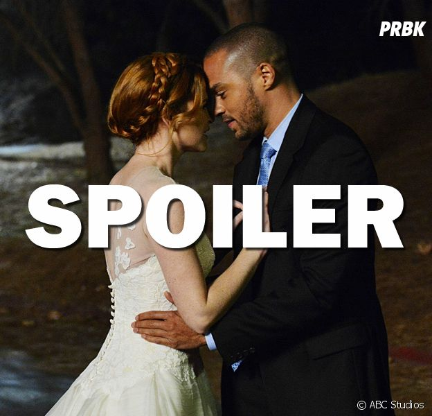 Grey's Anatomy saison 13 : Jackson et April de nouveau en couple ?