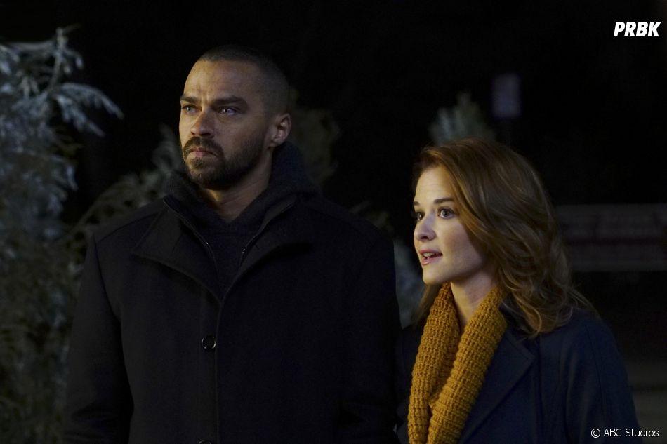Grey's Anatomy saison 13 : Jackson et April vont-ils se remettre ensemble ?