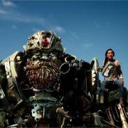Transformers 5 : nouvelle bande-annonce 100% action et girl power