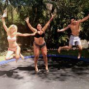 Milla (Les Anges 9), Sarah Fraisou, Mélanie... Les candidats fêtent la fin du tournage au Mexique 🏝
