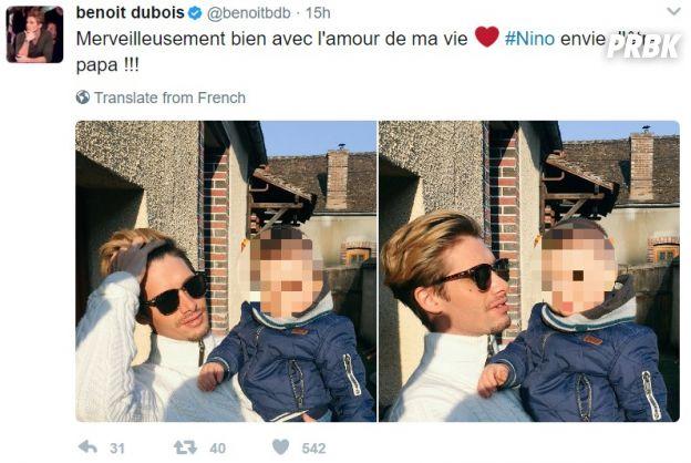 Benoît Dubois : le chroniqueur du Mad Mag bientôt papa ?